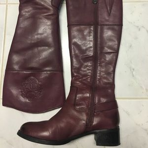 Etienne Aigner Knee-High Boots
